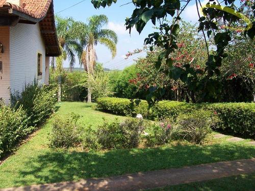 Chácara Com 3 Dormitórios À Venda, 3600 M² Por R$ 850.000,00 - Centro (vargem Grande Paulista) - Vargem Grande Paulista/sp - Ch0015
