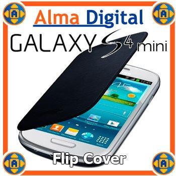 Flip Cover Samsung S4 Mini Estuche Forro Protector Siv