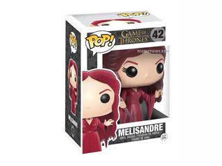 Funko Pop Melisandre Game Of Thrones 42 Original Scarletkids