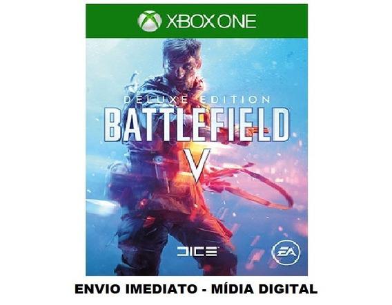 Battlefield V 5 Xbox One Midia Digital