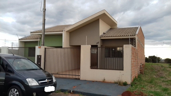 Vendo Ou Troco Casas Em Sabaúdia-pr