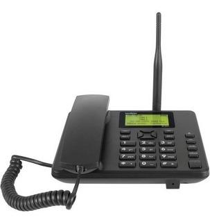 Telefone Celular De Mesa Cf5002 2 Chips Intelbras