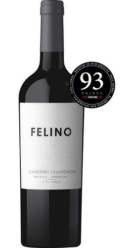 Vino Felino Cabernet Sauvignon 750ml. - Viña Cobos