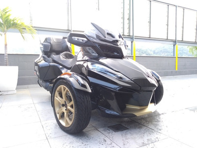 Can-am Spyder Rt Limited 2018