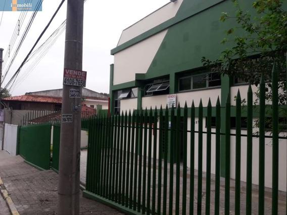 Casa Verde Galpão Entra Caminhão Próximo Da Marginal - Pc95992