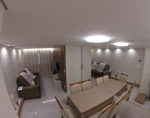 Imagem 1 de 30 de Apartamento Com 2 Dormitórios À Venda, 58 M² Por R$ 245.000 - Jardim Guanabara - Rio Claro/sp - Ap5316