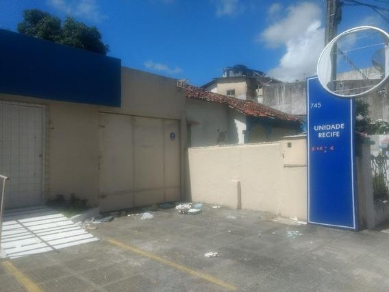 Casa Comercial Para Venda E Locação, Torre, Recife. - Ca0212