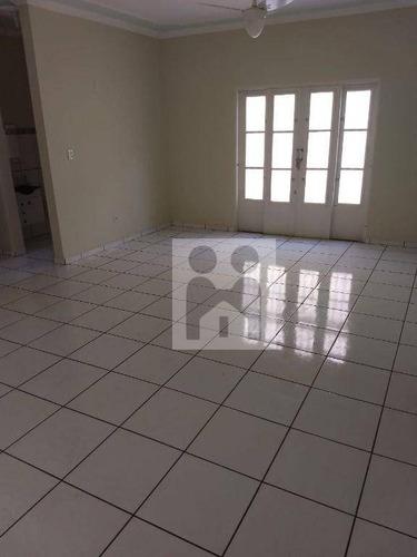 Imagem 1 de 23 de Casa Com 3 Dormitórios À Venda, 230 M² Por R$ 550.000,00 - Jardim Califórnia - Ribeirão Preto/sp - Ca1011
