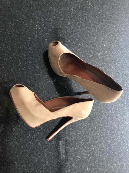 Sapato - Nude
