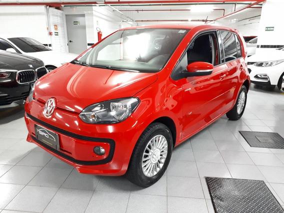 Volkswagen Up Move I-motion 2017 Vermelho 4
