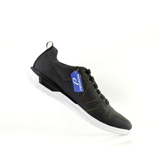 Zapatillas Calzado Hombres Cuero 117502-09 Pegada Luminares