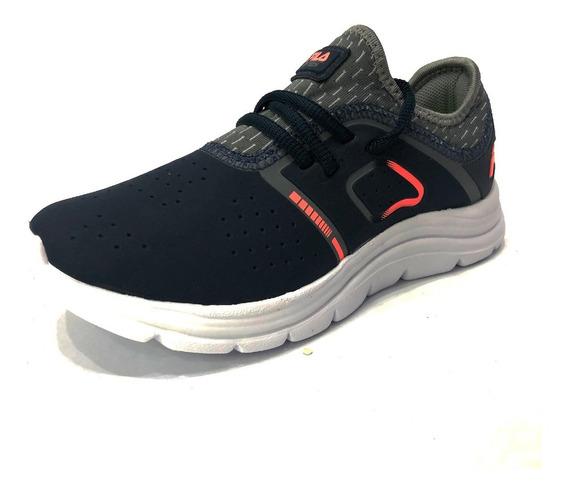 Zapatillas Kids Footwear Fila Fit Tech (azul Marino) #915227