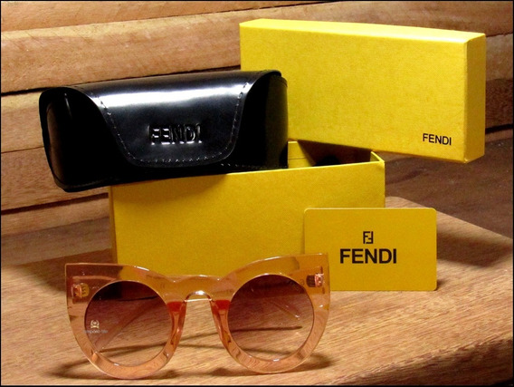Óculos De Sol New Fendi Lolly Receba Em Até 48 Horas °1658°