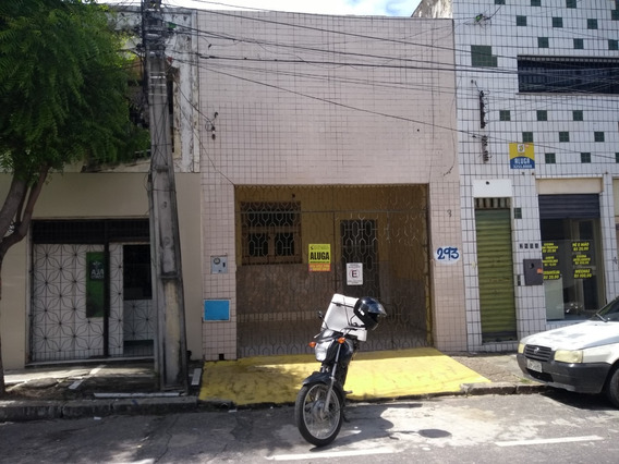 Ca1041-aluga Casa Centro, 7 Quartos (4 Suítes), 1 Vaga,300m²