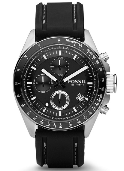 Fossil Decker Chronograph Black Ch2573 ¨¨¨¨¨¨¨¨¨¨¨¨dcmstore
