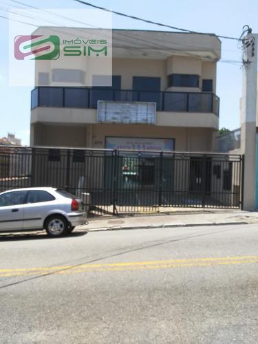 Imagem 1 de 30 de Loja/salão Em Vila Alto De Santo Andre - Santo André - 4055