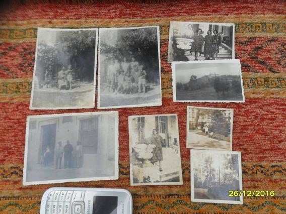Lote Antiguas Fotos Mujeres Hombres.. Varias