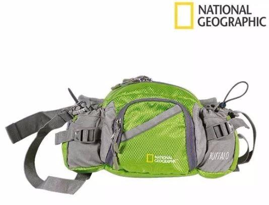 Riñonera National Geographic Buffalo 4 Lts