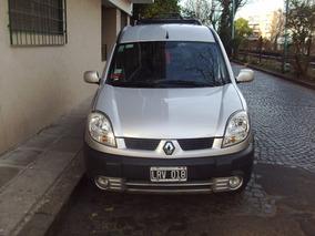 Renault Kangoo 2012 Sportway C/gnc 5ta Generacion Unica !!!
