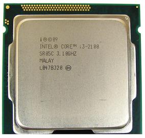 Processador Intel I3 2100 + Pasta Térmica De Brinde