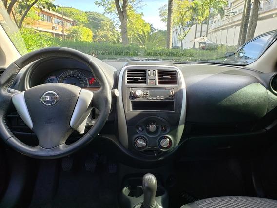 Nissan Versa 2019 1.0 Flex Com Baixa Km Laudo Aprovado
