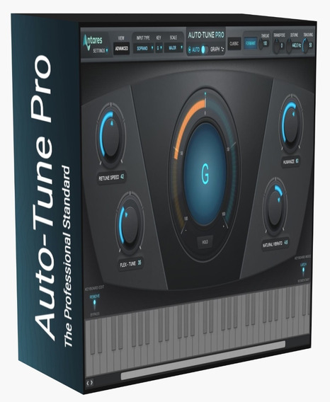 Auto-tune Total Bundle Pro 9 Vst 64 - Aax 64 Win Online!