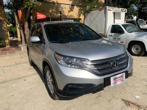 Honda Crv City Plus 2014 Plata , Listo Para Traspaso