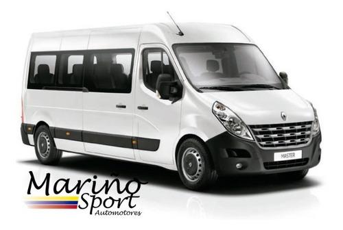 Renault Master Mini Bus
