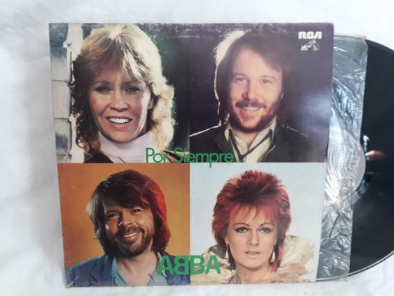 Abba Por Siempre 1982 Argentina Vinilo Lp Nm+