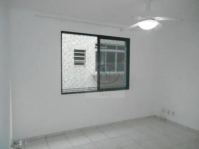 Apartamento Com 2 Dormitórios Para Alugar, 85 M² Por R$ 1.700/mês - Aparecida - Santos/sp - Ap8956