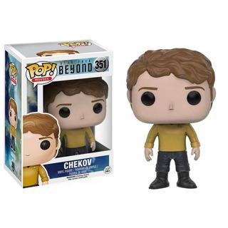 Funko Pop Star Trek Beyond Chekov 100% Originales