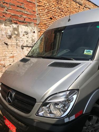 Mercedes-benz Sprinter Van Luxo Teto Alto