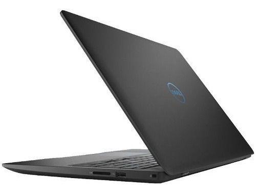 Notebook Dell G3579-7009blk I7 2.6ghz/16gb/512gb/gtx 1050
