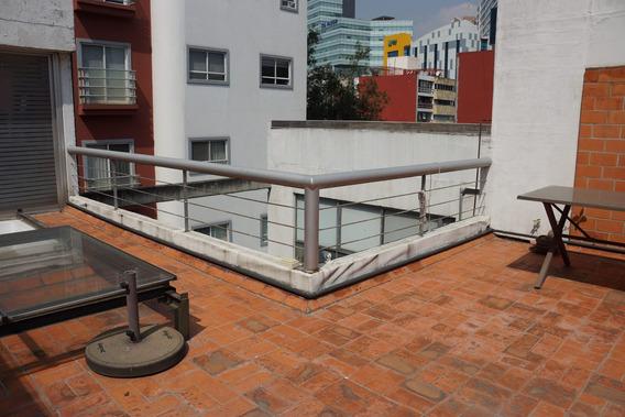 Venta Penthouse Colona Napoles Delegacion Benito Juarez