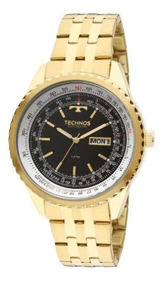 Relógio Technos Classic Automático 8205nn/4p