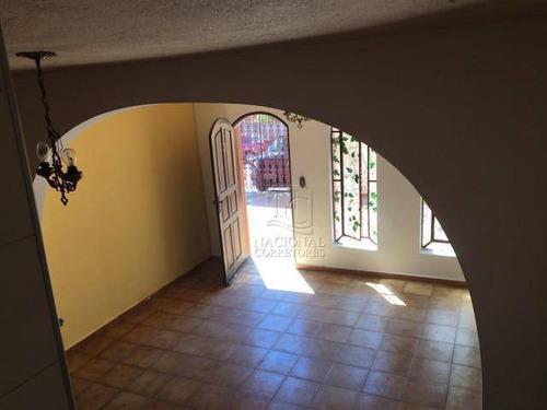 Sobrado Com 3 Dormitórios À Venda, 190 M² Por R$ 795.000,00 - Vila Curuçá - Santo André/sp - So4175
