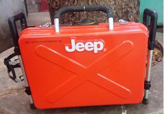 Estufa De Gas Para Camping Marca Jeep