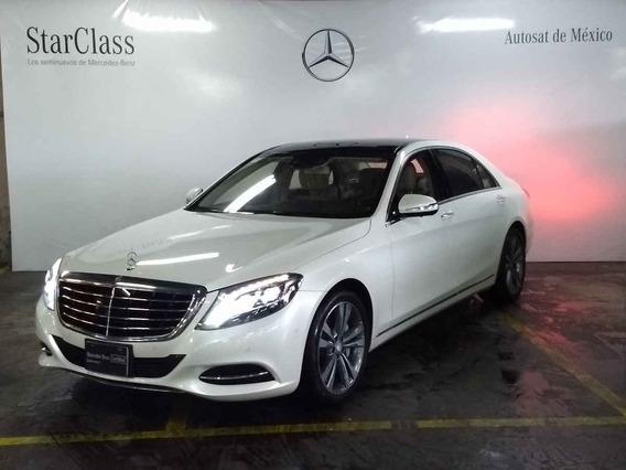 Mercedes-benz Clase S 4p S 500 L V8/4.6/t Aut