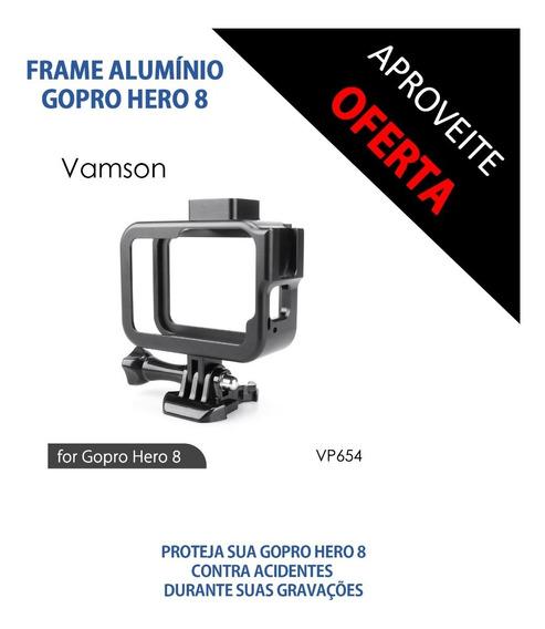 Frame Aluminio Gopro Hero 8 - Proteja Sua Gopro 8