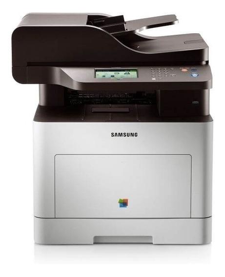 Multifuncional Samsung Clx-6260fr Laser Colorida Se