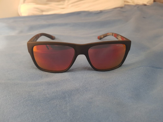 Óculos De Sol Arnette Reserve Espelhado - Igual A Novo!