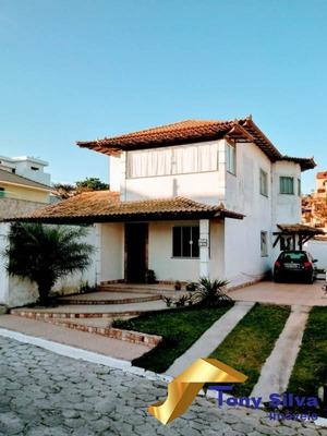 Aluguel Fixo!casa Independente 4 Quartos Em Cabo Frio - 604