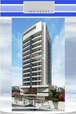 Apartamentos Para Venda Em Praia Grande, No Canto Do Forte. - V682