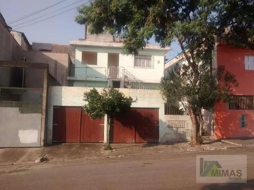 Imagem 1 de 19 de Casa Com 3 Dormitórios À Venda, 200 M² Por R$ 380.000,00 - São Mateus - São Paulo/sp - Ca0024
