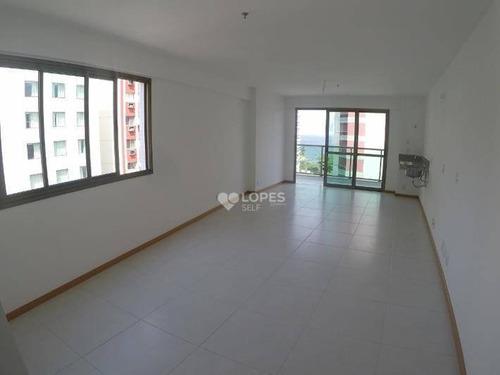 Apartamento À Venda, 45 M² Por R$ 630.000,00 - Icaraí - Niterói/rj - Ap43114