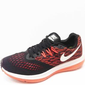 Zapatos Nike Air Zoom Caballeros Winflo 4 Bingo Hi