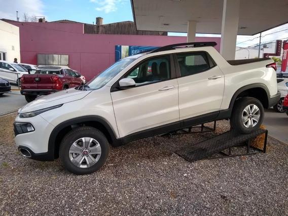 Fiat Toro Freedom 1.8 At6 Nafta 4x2 2020 Solo X Agosto Gf