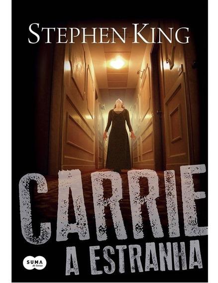Livro Carrie, A Estranha - Stephen King Promoção Envio 10,00