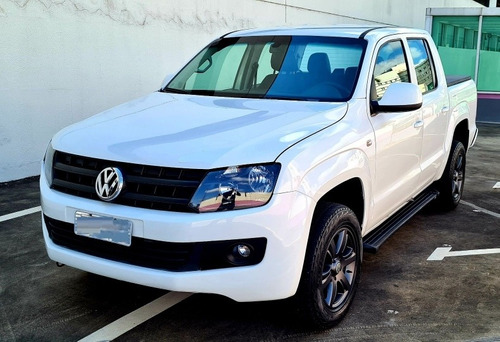 Volkswagen Amarok 2015 2.0 S Cab. Dupla 4x4 4p