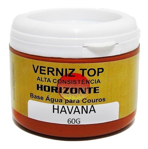 Creme Couro Havana Verniz Top Tenis Bota Sapato 60g
